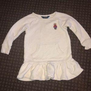 Polo Bear dress for toddler